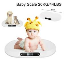 Electronic Baby Scale Baby Infant Weighing Scales 20KG Body Pet Puppies Kittens