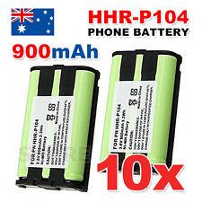 Oz Just for Panasonic Hhr-p104 2x Cordless Phone Battery Ni-mh 3.6v 900mah