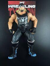 HOLLYWOOD HULK HOGAN WCW Toy Biz Marvel Vintage Wrestling Action Figure