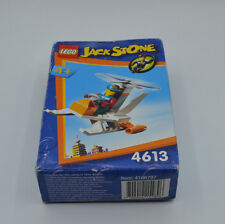 LEGO Jack Stone Set Turbo Chopper 4613 closed