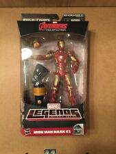 HASBRO THANOS IRON MAN MARK 43 6 inches AVENGER