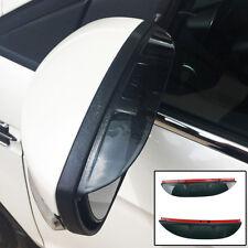 Fit For 13- Ford Escape Kuga Side Rear View Mirror Rain Guard Visor Shade Shield