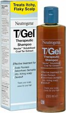 Neutrogena T/Gel Therapeutic Shampoo Scalp Psoriasis Itching and Dandruff 250ml