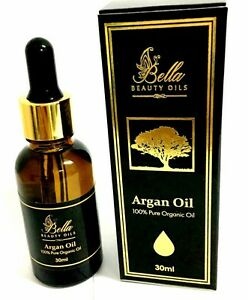 Argan Oil (30ml) 100% Pure Organic