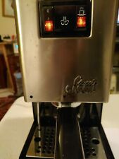 Gaggia 2 Cups Espresso Machine - Stainless Steel (14101)