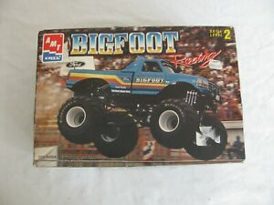 AMT Ertl 1/25 Ford Bigfoot Racing 4x4x4 Monster Truck Kit #8149 Parts / Restore