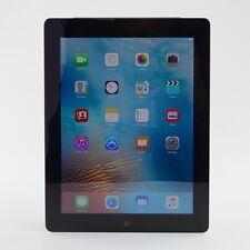 """Apple iPad 4th iPad4 64GB A1459 MD944LL/A Wi-Fi+3G 9.7"""" iOS UNLOCK BLACK TABLET"""