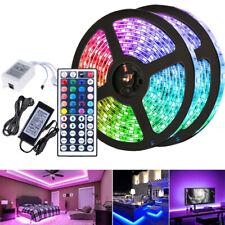 RGB LED Streifen Stripe 5050 SMD Licht Schlauch Leiste  Lichterkette 1m-30m