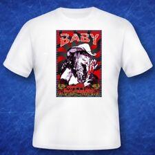 Baby CASA DEI 1000 corpi T-shirt Horror Slasher movie memorabilia
