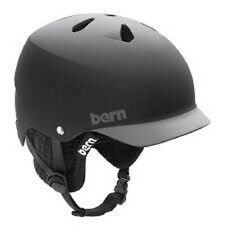 Bern Watts Ski / Snowboard / Bike Helmet