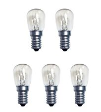 5 x Eveready S1057 15W E14 / SES Pygmy Light Bulbs Himalayan Salt Lamp Bulb