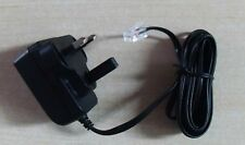BT 1600 BT Teléfono Inalámbrico Hogar Digital 1700 cable de fuente de alimentación