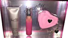Paris Hilton Just Me Women Perfume EDP 1.7 oz Sp +Body Lotion 3 oz+Purse NEW SET