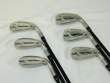 New Taylormade M1 Iron set 5-PW Irons - Kuro Kage Graphite Senior flex  M-1
