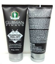Clubman Pinaud - Charcoal Peel-Off Face Mask 90ml/3oz