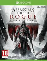 Assassin's Creed Rogue Remastered Xbox One **BRAND NEW & SEALED**