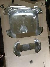 Pyramis AURORA lavello da cucina in acciaio inox 1 1/2 - Ciotola 1000 x 500MM