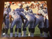 Dan Marino Signed 16x20 Miami Dolphins Photo w/ Fanatics Authentic COA HOF