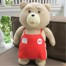 Red Ted Movie Teddy Bear Shirt Plush for Stuffed Animal Soft Toy XMAS Gift 46