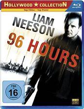 96 HOURS (Liam Neeson, Famke Janssen) Blu-ray Disc