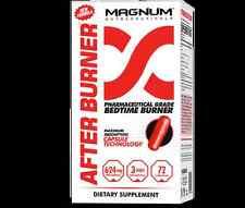 Magnum Nutraceuticals After Burner Bedtime Burner 72 Caps
