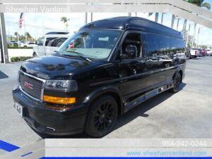 2020 Savana 9 Passenger Limited SE Explorer Conversion Van
