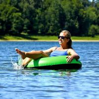 Ozark Trail Inflatable Water River Tube Floating Raft Lounge Pool Lake Sports Fl