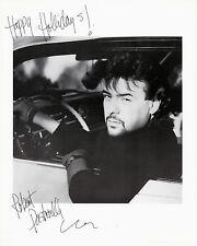 "Robert Pastorelli  8""X10"" B&W Autographed Photocopy"