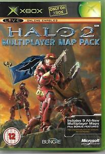 Halo 2, Multiplayer Map Pack, XBox Game, Great condition.