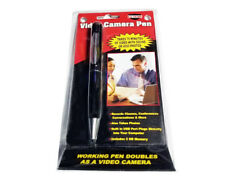 U.S. Patrol RET5847 Video Camera Pen Spyware Hidden Camera