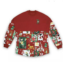 JERSEY Spirit DISNEYPARKS Mickey Et Ses Amis  HOLIDAY TAILLE M Size Disney NOEL