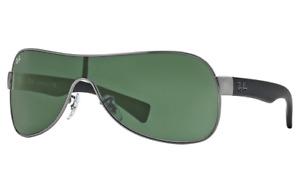 Ray-Ban RB3471 004/71 32mm Gunmetal Dark Green
