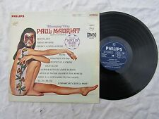 PAUL MAURIAT LP BLOOMING HITS rare Italy pressing philips stereo..33rpm / 60's