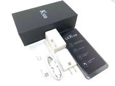 "New LG K50S Black 32GB 6.5"" Single Sim 4G LTE AT&T T-Mobile Unlocked LM-X540HM"