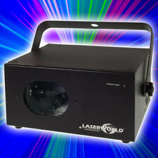 "LASERWORLD ""EL-230RGB"" 230mW RGB Showlaser DMX Vollfarb Laser Wellen/Tunnel usw."