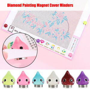 Painting Tools Magnet Cover Minders Diamond Painting Cover Holder Cross Stitch