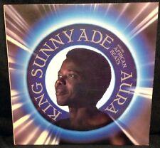 "King Sunny Ade & His African Beats ""NM"" Aura Island 90177 JuJu Style"