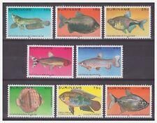 Surinam / Suriname 1980 Vissen fishes fischen poisson MNH