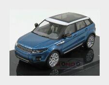 Land Rover Range Evoque 5-Door 2011 Mauritus Blue Met IXO 1:43 51LRDCA5EVOQ