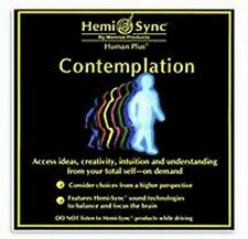 HEMI SYNC Human Plus CONTEMPLATION The Monroe Institute CD NEW