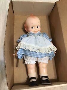 "Vinyl 15"" O'Neill Jesco Cameo Kewpie Doll in Original Box"
