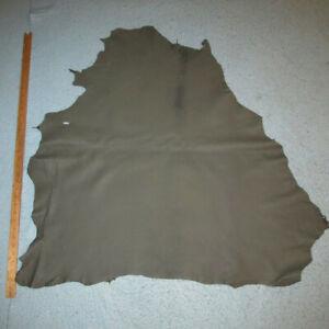 Gray Sheepskin Leather Hide Sheep Skin