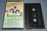 THE SHANGRI-LAS 20 GREATEST HITS cassette tape album T6994