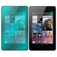 For Google Nexus 7 Screen Protector 6 Pack Clear Lcd Cover Guard