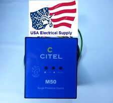 New Surge Protective Device Citel  Model M50-480D-B 480V