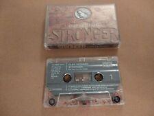 CLIFF RICHARD * STRONGER * CASSETTE ALBUM EXCELLENT 1989