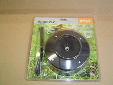 STIHL TRIMMER ( DUROCUT 20-2 ) MOWER HEAD  FS80 FS90 FS250 MORE  # 4002 710 2167