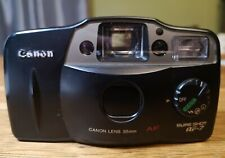 Canon Sure Shot AF-7 35mm Compact Film Camera *Working *