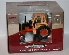 Ertl 14897 Case IH Authentics 6 Case 1170 Demonstrator Tractor Black Desert Sand