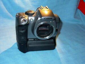 CANON   EOS  300 D   mit Canon Batterie  griff